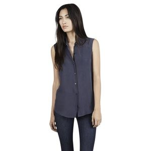 "Everlane ""The Silk Sleeveless"""